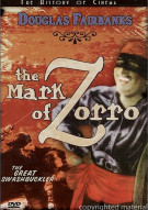 Mark Of Zorro, The (Douglas Fairbanks) Movie