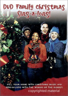 DVD Family Christmas Sing-A-Long! Movie