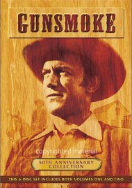 Gunsmoke: 50th Anniversary Collection Movie