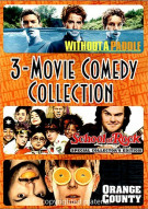 3 Movie Comedy Collection Movie