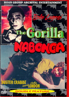 Horror Classics #6: The Gorilla/ Nabonga Movie