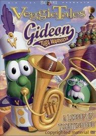 Veggie Tales: Gideon - Tuba Warrior Movie