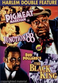 Harlem Double Feature: Junction 88 / The Black King Movie