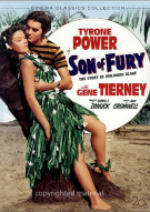 Son Of Fury Movie