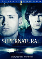 Supernatural: The Complete Second Season Movie