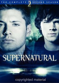 Supernatural: The Complete Second Season Movie