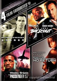 4 Film Favorites: Extreme Action Movie