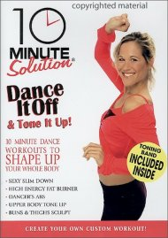 10 Minute Solution: Dance It Off & Tone It Up! Movie