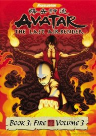Avatar Book 3: Fire - Volume 3 Movie