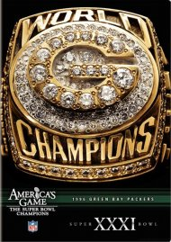 NFL Americas Game: Green Bay Packers Super Bowl XXXI Movie