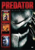 Predator Triple Feature Movie