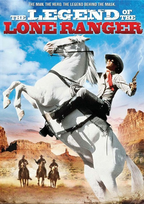 Legend Of The Lone Ranger, The Movie