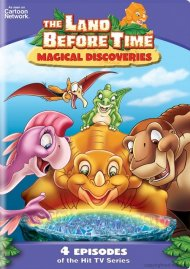 Land Before Time, The: Magical Discoveries Movie