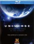 Universe, The: The Complete Season One Blu-ray