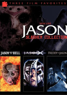 New Line Jason Slasher Collection Movie