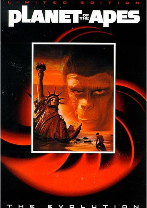 Planet Of The Apes: The Evolution - Limited Edition Box Set (DVD 1973)   DVD Empire
