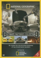 National Geographic: Ultimate Factories Collection - The Deluxe Edition Movie
