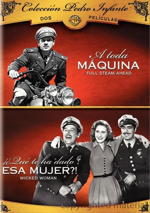 Coleccion Pedro Infante: A Toda Maquina / Que Te Ha Dado Esa Mujer (Double Feature) Movie