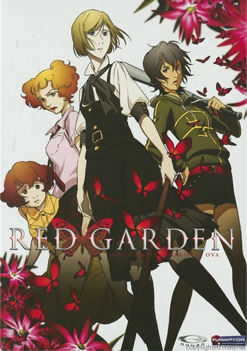 Red Garden: The Complete Series / OVA Movie