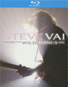 Steve Vai: Where The Wild Things Are Blu-ray