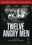 Studio One: Twelve Angry Men Movie