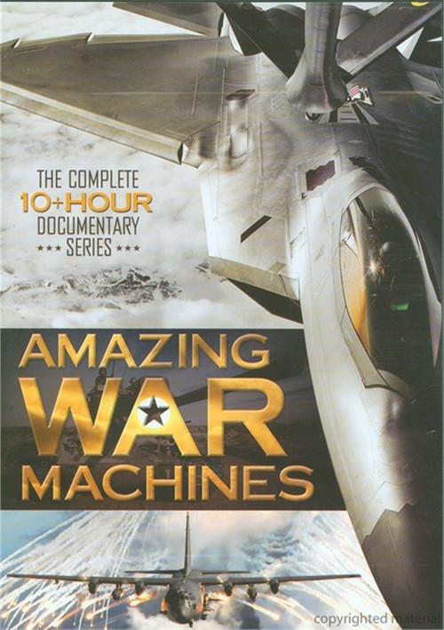 Amazing War Machines Movie
