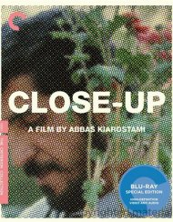 Close-Up: The Criterion Collection Blu-ray