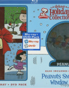 Peanuts: Deluxe Holiday Collection - Ultimate Collectors Edition Blu-ray