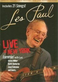 Les Paul Live In New York Movie