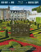 Best Of Europe: Beautiful France (Blu-ray + DVD Combo) Blu-ray