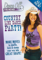 Dance Off The Inches: Country Line Dance Party! Movie