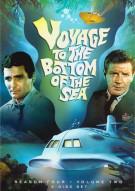 Voyage To The Bottom Of The Sea: Season 4 - Volume 2 Movie