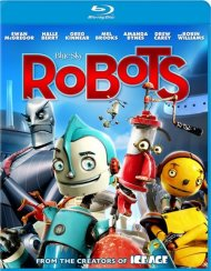 Robots (Repackage) Blu-ray
