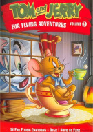 Tom And Jerry: Fur Flying Adventures - Volume 3 Movie