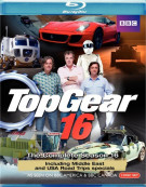 Top Gear 16: The Complete Season 16 Blu-ray