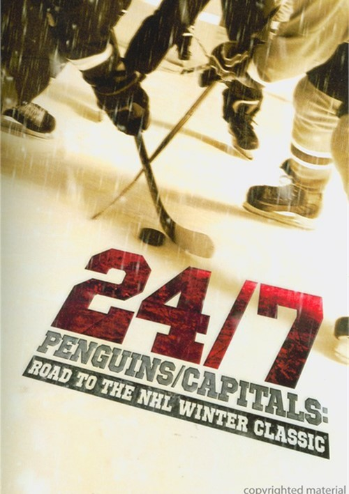 24/7 Penguins/Capitals: Road To The NHL Winter Classic Movie
