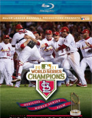 2011 World Series Champions: St. Louis Cardinals Blu-ray