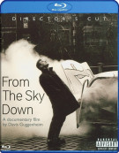 U2: From The Sky Down Blu-ray