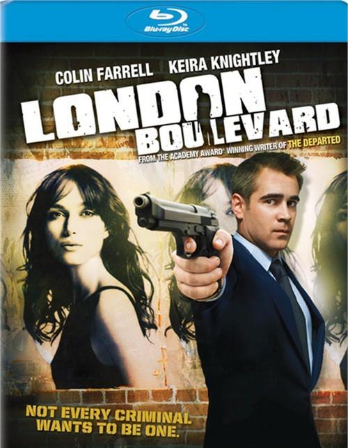 London Boulevard Blu-ray