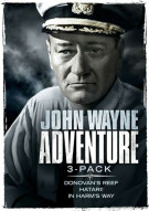 John Wayne Adventure (3 Pack) Movie