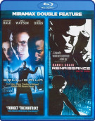 Renaissance / Equilibrium (Double Feature) Blu-ray