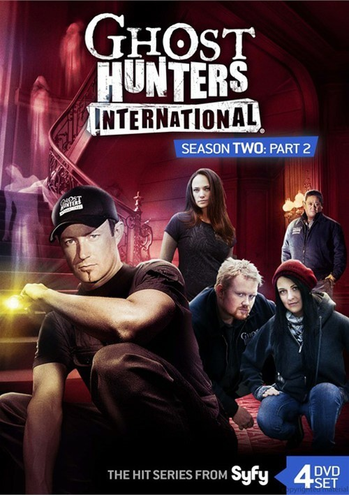 Ghost Hunters International: Season Two - Part 2 Movie