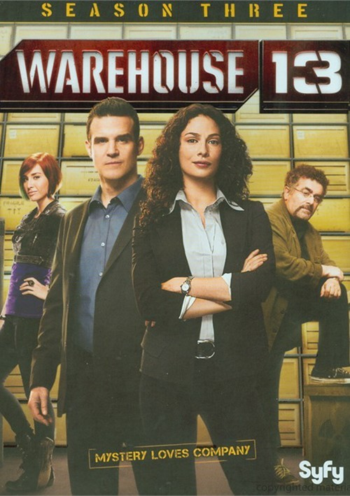 Warehouse 13: Season Three Movie