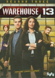 Warehouse 13: Season Three Movie