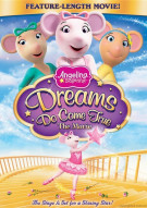 Angelina Ballerina: Dreams Do Come True Movie