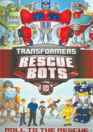 Transformers Rescue Bots: Roll To The Rescue Movie