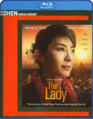 Lady, The Blu-ray