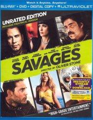 Savages (Blu-ray + DVD + Digital Copy + UltraViolet) Blu-ray