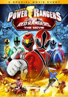 Power Rangers: Clash Of The Red Rangers Movie Movie
