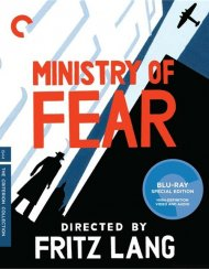 Ministry Of Fear: The Criterion Collection Blu-ray